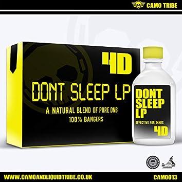 Don't Sleep LP Album Mix