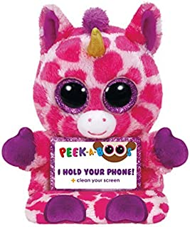 ty peek a boo phone holder uni