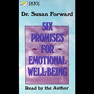 Six Promises for Emotional Well-Being audiobook cover art