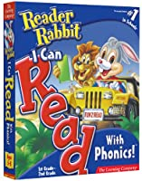 Reader Rabbit I Can Read With Phonics アメリカの1,2年生用英語の読みお学ぶソフト 並行輸入品 アメリカから発送