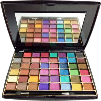 Miss Gold 48 Color Eyeshadow palette 33 g (Multicolor)