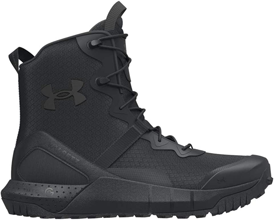 Under Armour Men's Micro G Valsetz Zip Military and Tactical Boot