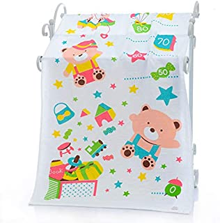 COODIO Baby Dual-layer Gauze Bath Towel Child Quilt 60x120cm for Fashion Jewelry