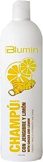 Blumin Champú Jengibre y Limón Fuerza y Brillo 1 Litro 1000 ml