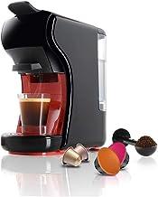 Jano Coffee maker for encapsulates and ground coffee E03405 black color