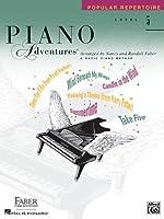 Piano Adventures - Level 5: Popular Repertoire Book