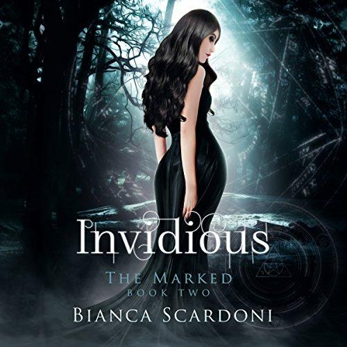 Invidious audiobook cover art