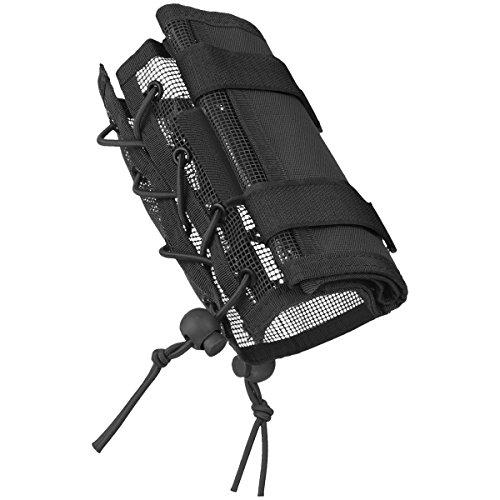 MFH Armtasche mit Geld- und Kartenfach 30600 Unisex Armtasche Schwarz