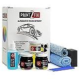 Touch Up Paint for Audi - LY9B Brilliant Black   Schwarz   Paint Scratch Repair Kit - Silver Pack