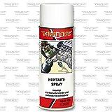 KIM-TEC Kontakt- Spray 400ml, beseitigt Kontaktwiederstände und verhindert Kriechströme