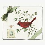 Alice's Cottage AC34419 Cardinal Flour Sack Towel (Set of 2)