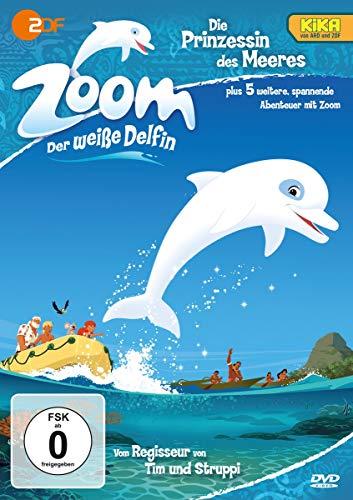 Zoom - der weiße Delfin (1) - Die Prinzessin des Meeres