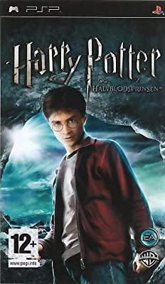 Harry Potter Half Blood Prince (PSP)