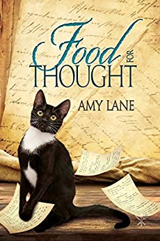 Food for Thought (Tales of the Curious Cookbook Book 2) by [Amy Lane]