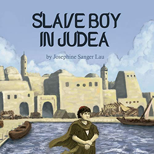 Slave Boy in Judea audiobook cover art