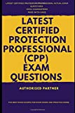 Certified Protection Professional Exam Questions (ASIS-CPP)