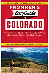 Frommer's EasyGuide to Colorado (Easy Guides) Paperback
