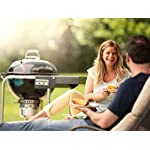 Weber 15301001 Performer Charcoal Grill, 22-Inch, Black 16