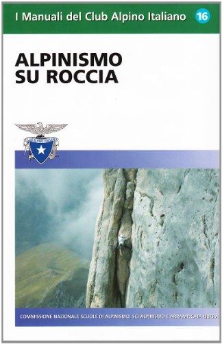 Alpinismo su roccia