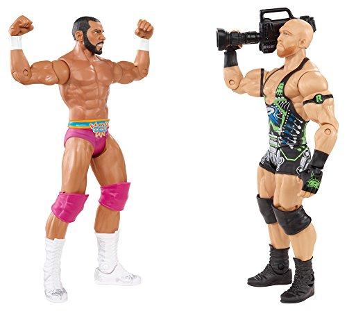 WWE Battle Pack Ryback vs. Jinder Mahal Action Figure, 2-Pack