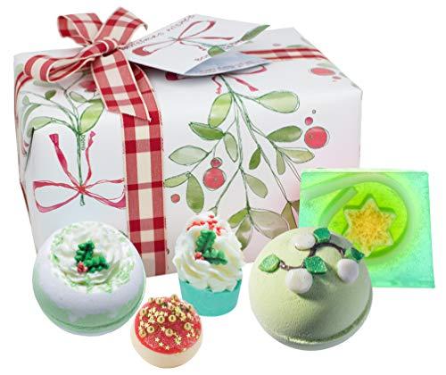 Bomb Cosmetics Christmas Wishes Confezione regalo fatta a mano