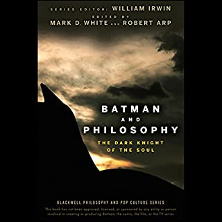 Batman and Philosophy cover art