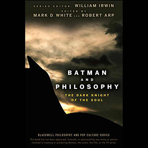 Batman and Philosophy  Audiolibri