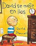 David Se Mete En Lios/ David gets in trouble (David Books [Shannon])