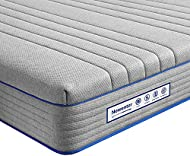 ✿【INDIVIDUALLY POCKET SPRUNG MATTRESS】 The memory foam sprung mattress technology wraps each spring to provide support across the mattress, giving you a firmer feel. It has excellent shock-absorption and resilience which can effectively absorb noise ...