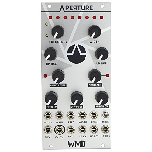Find Discount WMD Aperture Variable Width Bandpass Filter Eurorack Synth Module