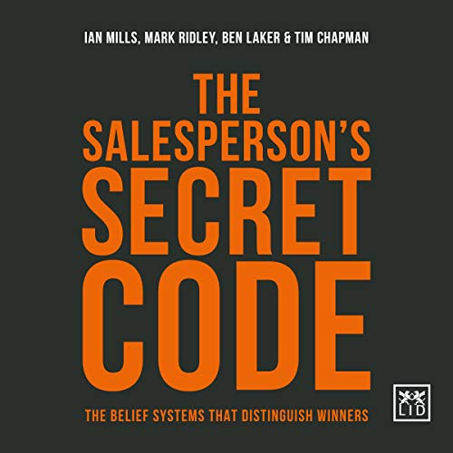 The Salesperson's Secret Code cover art
