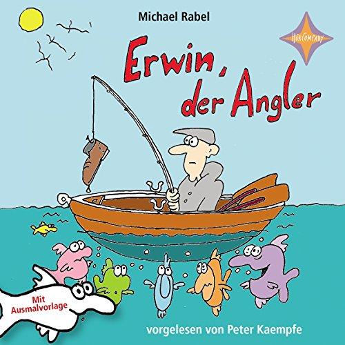 Erwin, der Angler Titelbild