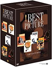 Adventures - Best Picture Oscar Collection: (Ben-Hur / Around the World in 80 Days / One Flew Over the Cuckoo's Nest / Mutiny on the Bounty / Unforgiven)