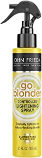John Frieda Sheer Blonde Go Blonder Lightening Spray, 3.5 Ounce Controlled Hair Lightener..