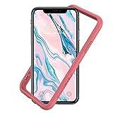 RhinoShield Bumper Case kompatibel mit [iPhone X] | CrashGuard - Schock Absorbierende Schutzhülle...