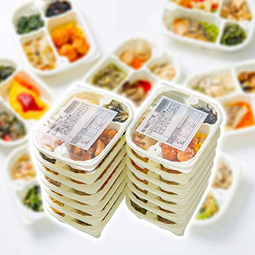 まごころ弁当 たんぱく調整食 [14食セット] たんぱく質調整 (冷凍弁当) 塩分控えめ お弁当 冷凍食品