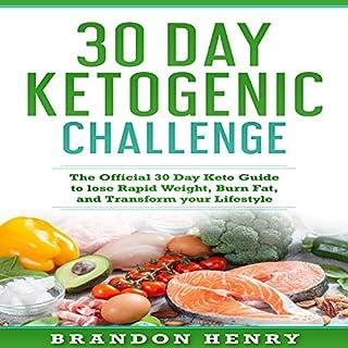 30 Day Keto Challenge cover art