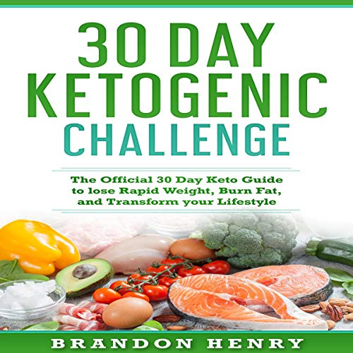 30 Day Keto Challenge cover art