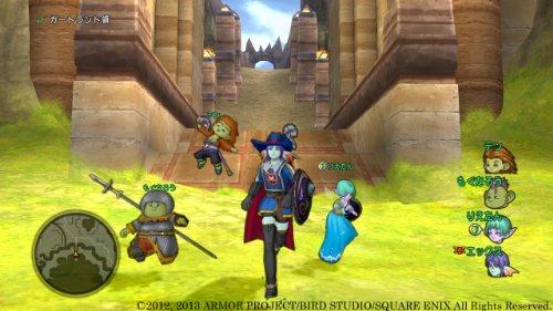 ドラゴンクエストX目覚めし五つの種族オンライン(WiiU版)