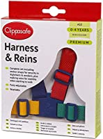 Clippasafe Premium Harness - Multicolour