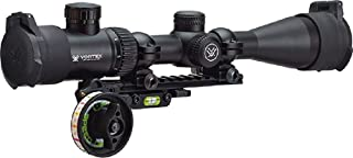 HHA Optimizer Speed Dial w/Vortex Cross II Scope Archery Equipment, Black