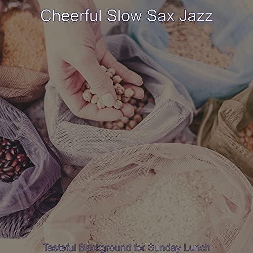 Cheerful Slow Sax Jazz