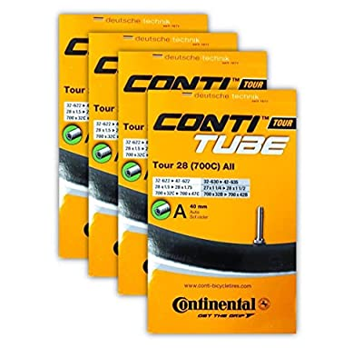 Continental Tour 28 700x32-47 40mm Schrader (Auto) Valve - 4 Pack