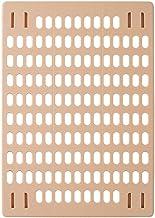 SASKATE Wandgemonteerde opbergplank, zonder boorgat plank opbergrek Pegboard wandplanken met 5 haken voor thuis keuken bad...