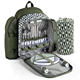 Vonshef 4 Person Rucksack for Picnics