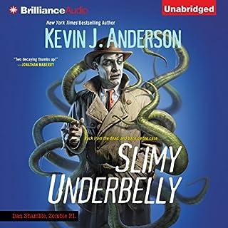 Slimy Underbelly audiobook cover art