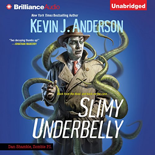 Slimy Underbelly audiobook cover art