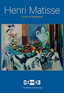 Henri Matisse Notecard Folio