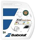 Babolat Tennissaite Xcel French Open schwarz 1,30mm 12m
