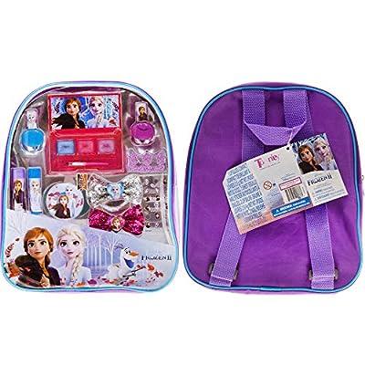 Townley Girl Disney Frozen 2 Cosmetic Backpack Set